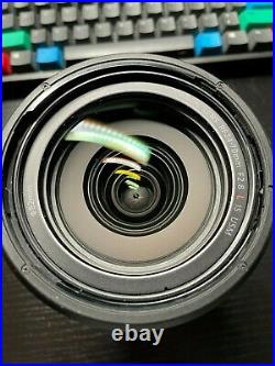 Canon RF 24-70mm f/2.8L IS USM Ultra Wide Angle Zoom Lens