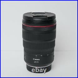 Canon RF 24-70mm f/2.8L IS USM Zoom Lens Used, but Near Perfect Condition