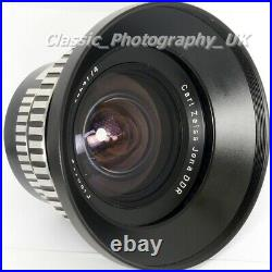 Carl ZEISS Jena DDR FLEKTOGON 4/20mm SUPER-Wide-Angle Lens Pentax M42 + DIGITAL