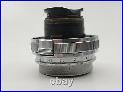 Carl Zeiss Biogon 21mm F4.5+ Finder