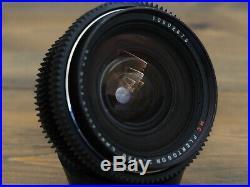 Carl Zeiss Jena MC Flektogon f2.8 20 mm with ARRI PL Mount