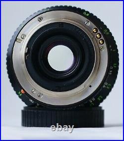 Carl Zeiss Jena Prakticar/FLEKTOGON auto MC f/2.8 20mm Lens Praktica PB mount