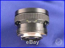 Carl Zeiss Jena Prakticar Flektogon 20mm f2.8 Ultra Wide Excellent 9333