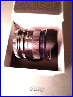 Excellent Venus Laowa 7.5mm f/2 MFT Lens for Micro Four Thirds Panasonic, BMPCC