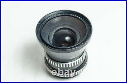 FLEKTOGON 4/50 Carl Zeiss Jena. 50mm f4 Pentacon Six 6 Kiev-6C/60. GOOD