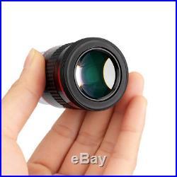 FMC 1.25 68Deg Ultra Wide Angle Eyepiece Kit 6/9/15/20mm For Astro Telescope