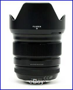 FUJI XF 16mm f1.4 R WR Lens #30488