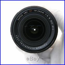 FUJIFILM Fuji Fujinon XF 10-24mm F/4 R OIS #83