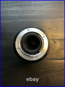 FUJIFILM Fuji Fujinon XF 16mm F/1.4 R WR Excellent Condition + B+W UV Filter