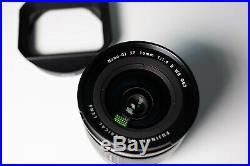 FUJIFILM Fuji XF 16mm f/1.4 R WR Lens