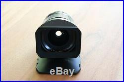 FUJIFILM Fujinon XF 16mm f/1.4 R WR Lens + Plus Fuji metal Square hood