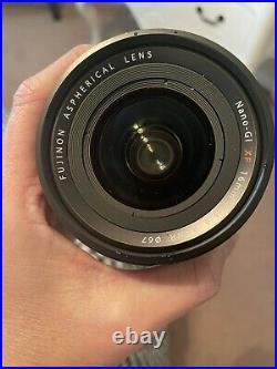 FUJIFILM XF 16mm f/1.4 R WR Fuji Lens