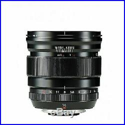 FUJIFILM XF 16mm f/1.4 R WR Lens. Lightly used works perfectly