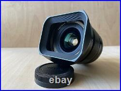 FUJIFILM XF 16mm f/1.4 R WR Lens / With Square Hood. Fuji 16mm 1.4