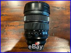 Fuji Fujifilm Fujinon XF 8-16mm f/2.8 R LM WR Lens Ultra Wide Angle Zoom