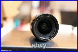 Fuji XF 16mm f/1.4 R WR Lens