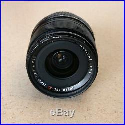 Fujifilm Fujinon XF 14mm f/2.8 R Lens