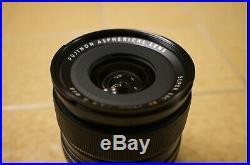 Fujifilm Fujinon XF 14mm f/2.8 R Lens. Excellent Condition