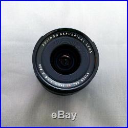 Fujifilm Fujinon XF14mm f/2.8 R Lens