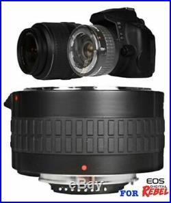 HD WIDE FISHEYE LENS +2X MULTIPLIER FOR Canon EF 70-200mm f/2.8L IS III USM Lens
