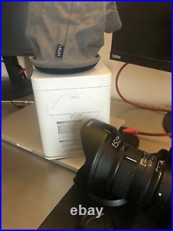 Irix 15mm F/2.4 Wide Angle Full Frame Nikon D850 Z7 Z6 D3500 D3300 D750 D5000 D5