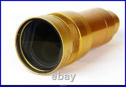 Isco Ultra Star Cinemascope Attachment Anamorphic Lens 80mm
