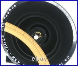 Kinoptik 9.8mm f1.8 (T2.3) Tegea Arriflex S mount #54387