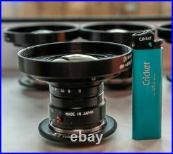 Kowa 6mm for MFT GH5 BMPCC4k Z Cam E2 M4/3