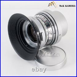 LEITZ Leica Super-Angulon M 21mm/F4.0 E39 Lens Yr. 1959 Germany #905