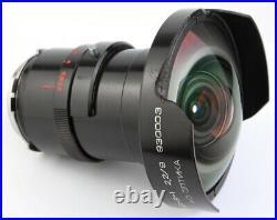 @ LOMO 9 9mm T2.5 Lens with ARRI PL Arriflex Mount AO OPTIKA OKC1-9-1 Speed @