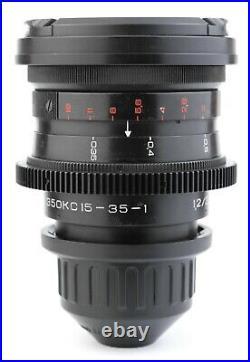 @ LOMO EKRAN 35 35mm f/1.2 T1.4 Lens with ARRI PL Arriflex Mount 35OKC15-35-1 @