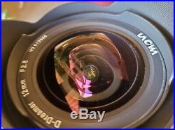 Laowa 12m F2.8 Zero Distortion Lens for Nikon