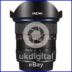 Laowa 12mm f/2.8 Zero-D Lens Nikon
