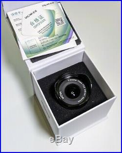 Laowa 7.5mm F/2 Ultra Wide Angle Lens