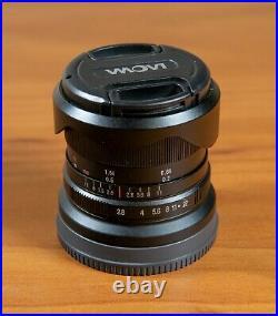 Laowa 9mm F2.8 Zero-D Lens for Sony E Mount Venus Optics C-Dreamer Super Wide