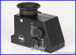 Leica 16-18-21mm f4 ASPH Tri-Elmar-M WATE 6 bit + Universal Finder 14/16-18-21