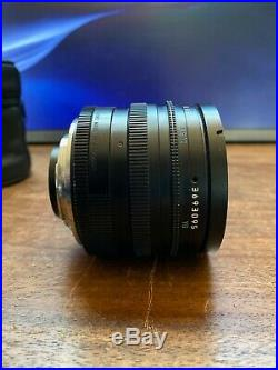 Leica Elmarit-R 19mm f/2.8 MF 3 Cam Lens VII