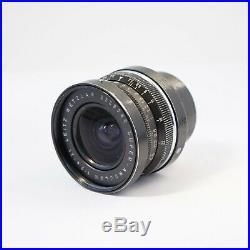 Leica Super-Angulon-M 21mm f/3.4 Leitz Wetzlar Wide Angle Rangefinder Lens 11103