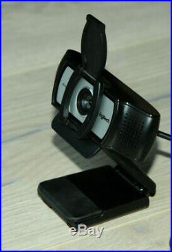 Logitech Webcam C930e C930c HD 1080p Ultra Wide Angle-USA Stock-Ship Same Day