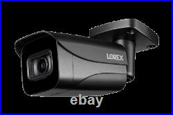 Lorex 4K Ultra HD IP Security Bullet Camera E841CAB with 100 ft Cat5e Cable