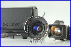 MINT Contax Carl Zeiss G Hologon 16mm f8 T Lens Viewfinder G1 G2 Japan #449