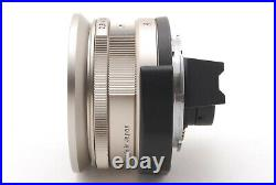 MINT Contax Zeiss G Biogon 21mm f/2.8 with Finder GF21 For G1, G2 from Japan 957
