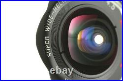 MINT +Finder Voigtlander Super Wide Heliar 15mm F4.5 Leica L L39 LTM JAPAN 796