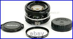 MINT Nikon NIKKOR 20mm 14 ULTRA-Wide-Angle Nikon Ai Lens for FILM & DIGITAL SLR