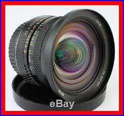 @ MIR MC 20 20mm f/2.5 47K PK to Canon EF 5ds 5d 6d 7d NEX A7 A7II Flektogon @