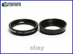 MS-Optics Super Wide Triplet Perar 21mm F/4.5 MC Lens Leica M Mount EX+