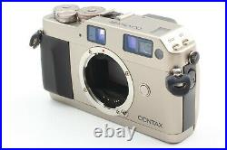 NEAR MINT Contax G1 D Carl Zeiss Biogon 28mm f2.8 Lens T with TLA140 From JAPAN