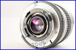 NEAR MINTNIKON AIS Fisheye NIKKOR 16mm F/2.8 MF Camera Lens + BOX From JAPAN