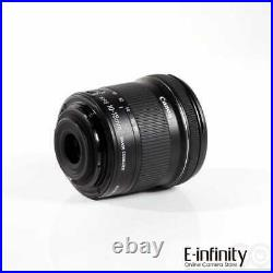 NEW Canon EF-S 10-18mm f/4.5-5.6 IS STM Lens (Retail Box)