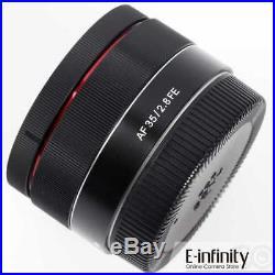 NEW Samyang AF 35mm f/2.8 FE Lens for Sony E-Mount